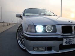 ghost_rider_e36s 1995 BMW 3 Series