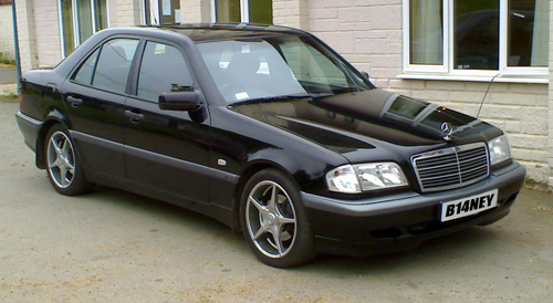 trevblaney's 1998 Mercedes-Benz C-Class in Isle of Wight,
