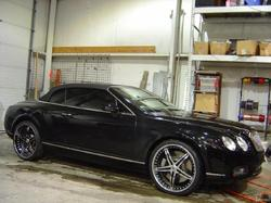 POPonDAVINSs 2007 Bentley Continental GT