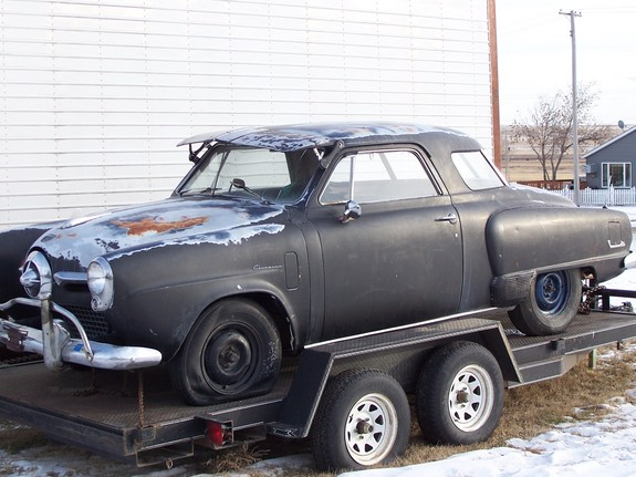 Another STARLINER 1950 Studebaker Champion post... - 10808670