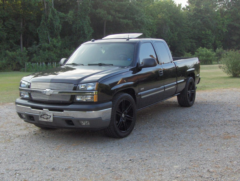 shanegtd 2005 chevrolet silverado 1500 regular cab specs photos modification info at cardomain. Black Bedroom Furniture Sets. Home Design Ideas
