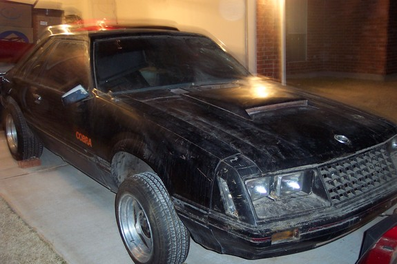 Another kingshanley 1979 Ford Mustang post... - 10806496