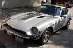 GuyverRacings 1978 Datsun 280Z