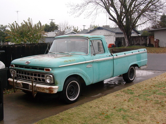 Ford F150 Shelby >> SnailMan 1965 Ford F150 Regular Cab Specs, Photos, Modification Info at CarDomain