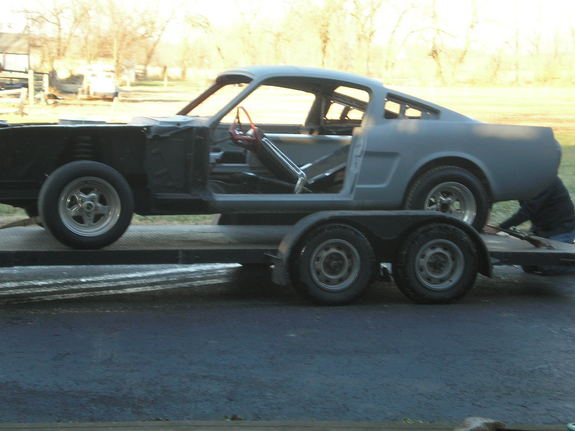 Another knm123 1965 Ford Mustang post... - 10810605