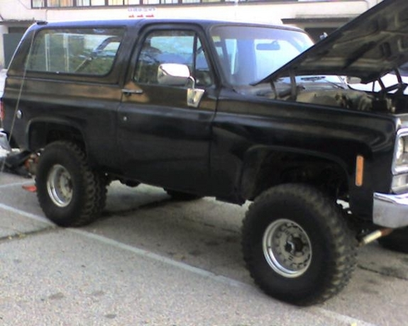 Another juspeezy4 1977 Chevrolet Blazer post... - 10809238
