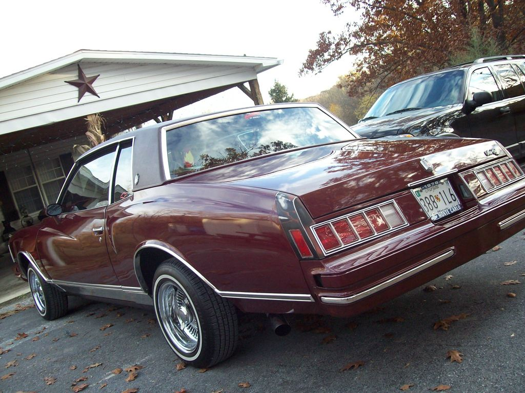 Another redvelvet78 1978 Chevrolet Monte Carlo post... - 10827099