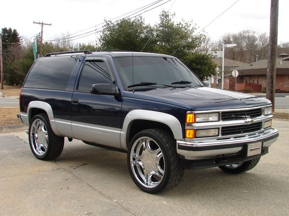Another cantcme1000 1995 Chevrolet Tahoe post... - 10809655