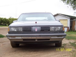 pony_man 1987 Oldsmobile Delta 88