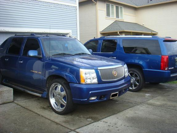 CHANCE 101 2004 Cadillac Escalade Specs Photos