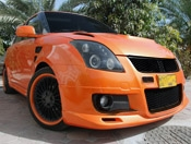 Swift_Vampire 2007 Suzuki Swift