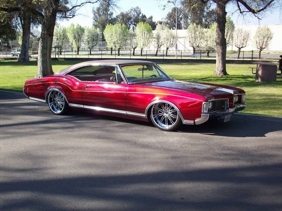 Another MONOTRIBES 1968 Oldsmobile Delta 88 post... - 10810051