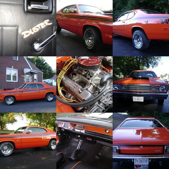 Mtn_jake 1973 Plymouth Duster Specs, Photos, Modification