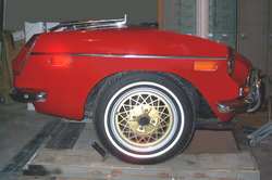 GameFishers 1975 MG MGB