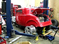 grimreaperracing 1932 Ford Coupe