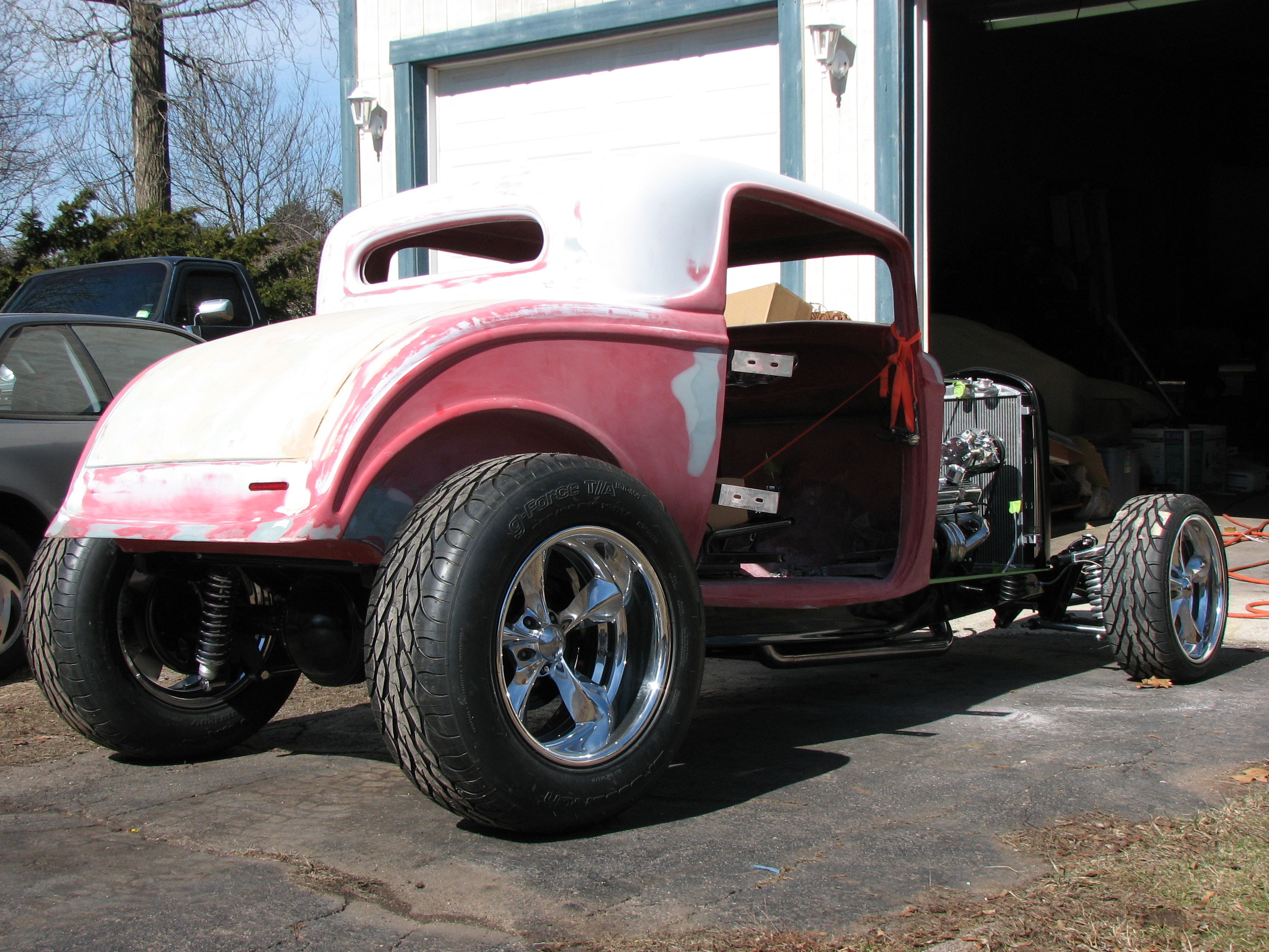 grimreaperracing 1932 Ford Coupe Specs s Modification Info at