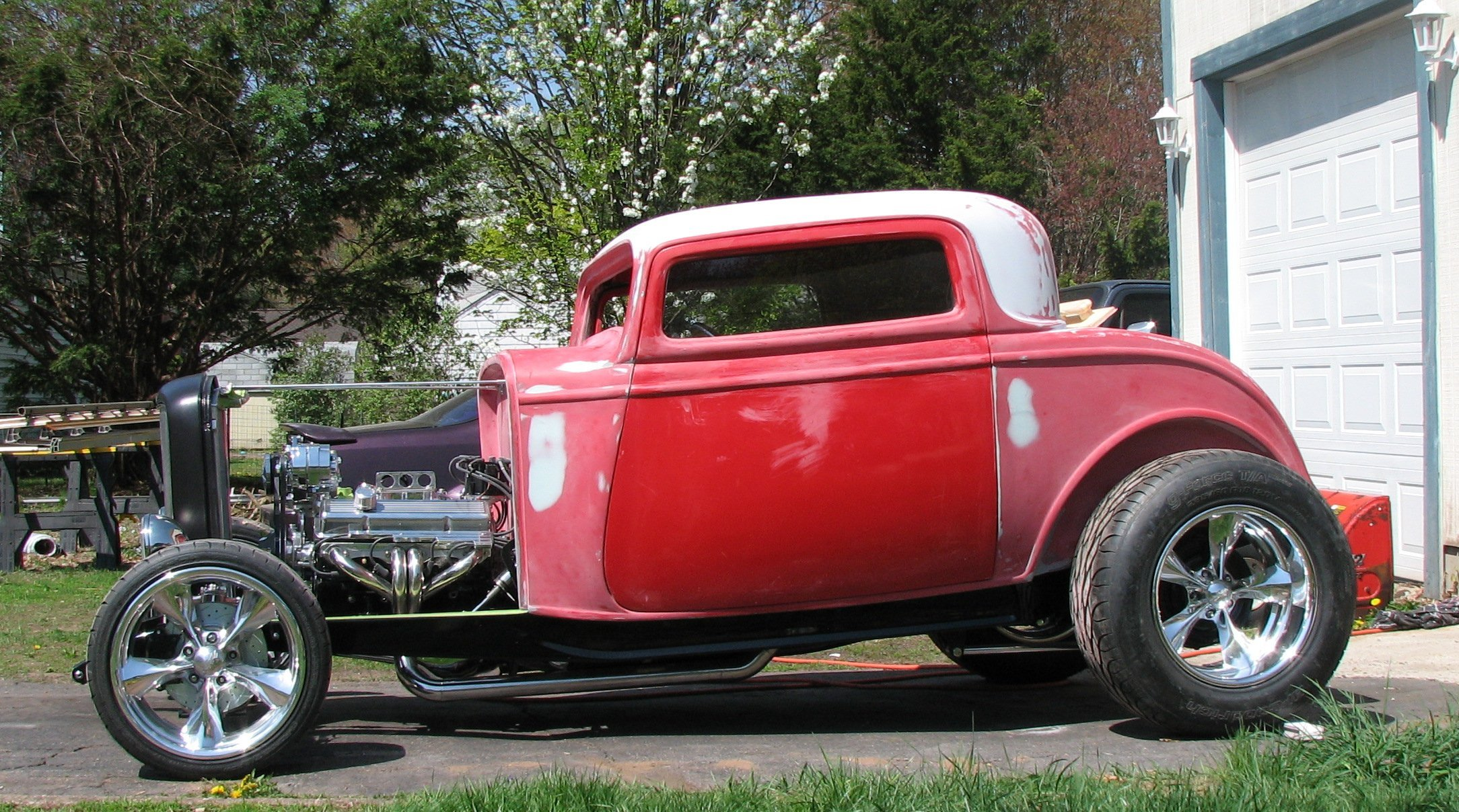 Another grimreaperracing 1932 Ford Coupe post... Photo 10810721