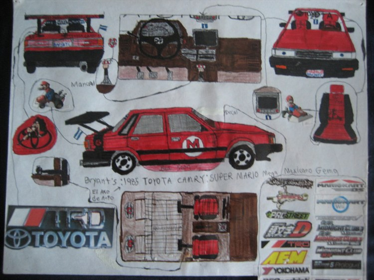 Another BryantandSMTC 1985 Toyota Camry post... - 11586188