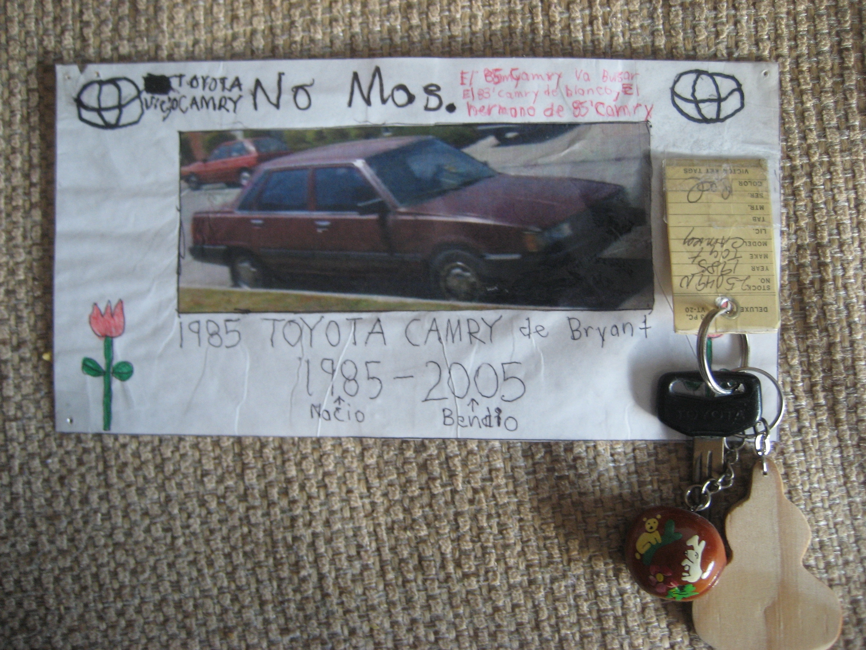 Another BryantandSMTC 1985 Toyota Camry post... - 11586212
