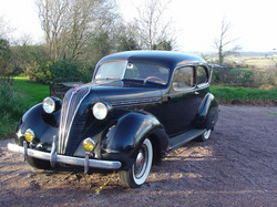 Statale 1937 Hudson Essex