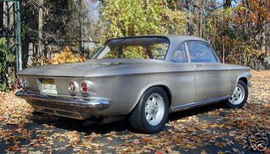 Another JManOnTheHAMB 1963 Chevrolet Corvair post... - 10813679