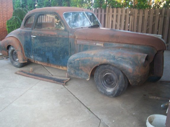 Another JManOnTheHAMB 1940 Buick Special Deluxe post... - 10813684