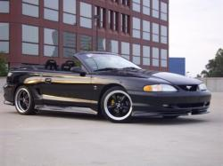 1998StangGTBoys 1998 Ford Mustang