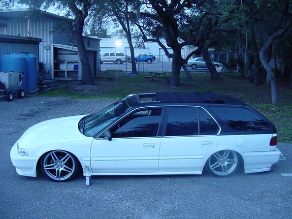 2007 Honda Accord Custom >> bull-bagn-wagn 1991 Honda Accord Specs, Photos, Modification Info at CarDomain