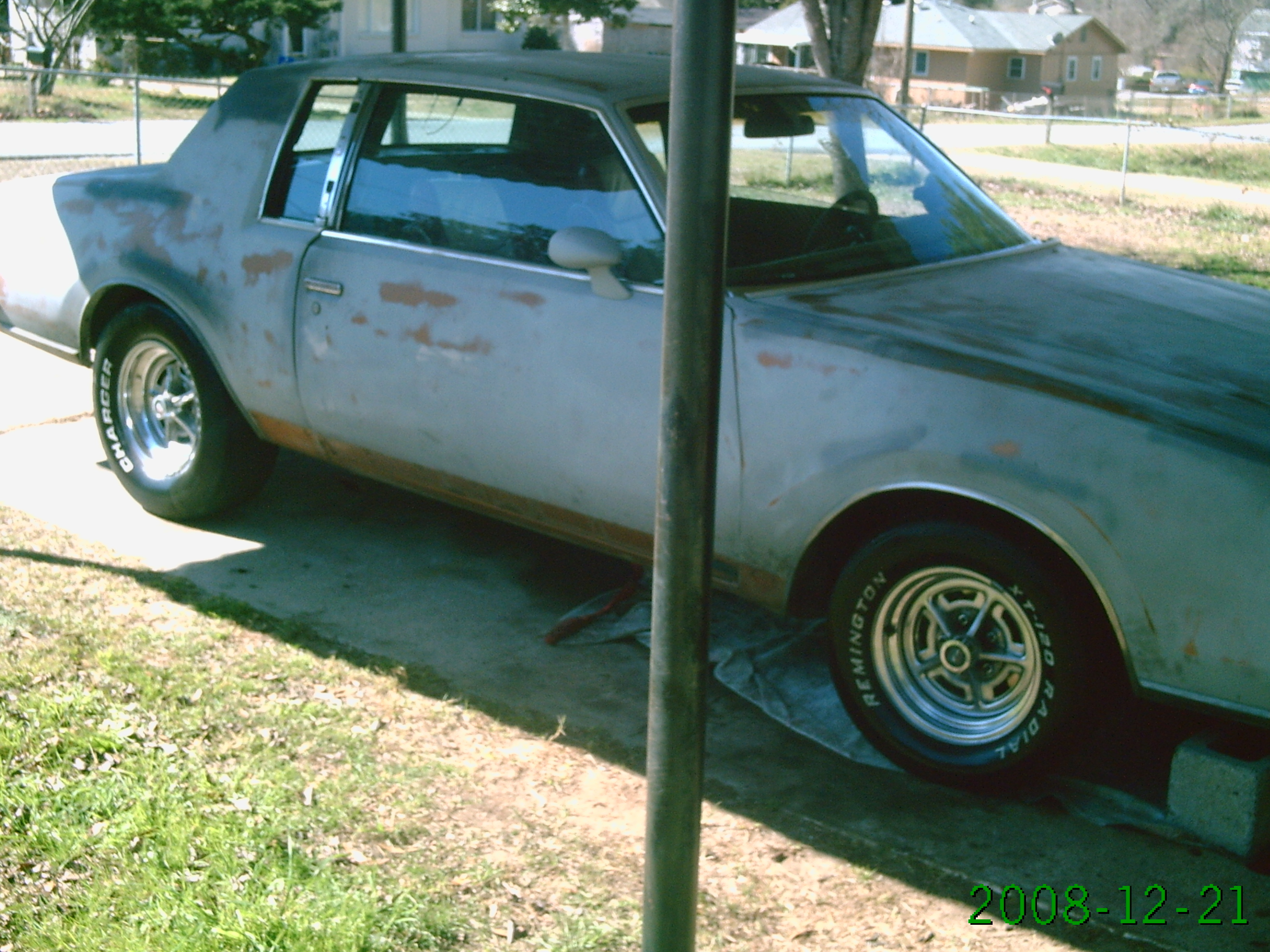Another kingwaverly 1978 Buick Regal post... - 10813767