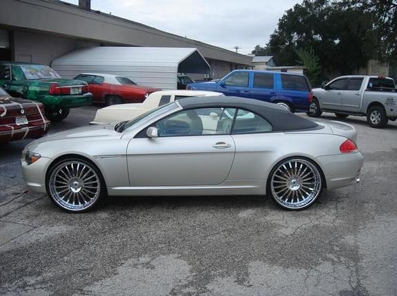 pipn8ez 2005 BMW 6 Series 10814041