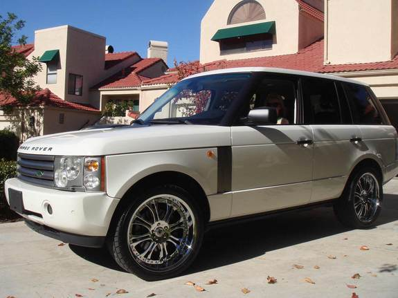Another epark99 2004 Land Rover Range Rover post... - 10826281