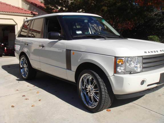Another epark99 2004 Land Rover Range Rover post... - 10826282