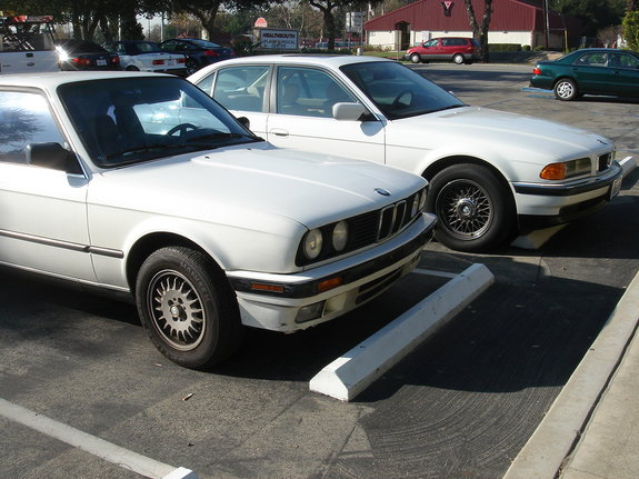 Another epark99 1989 BMW 3 Series post... - 10815277