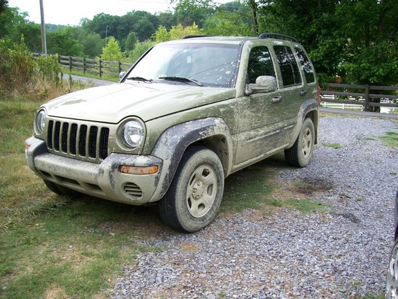 Another 03cactusgreenKJ 2003 Jeep Liberty post... - 10815747