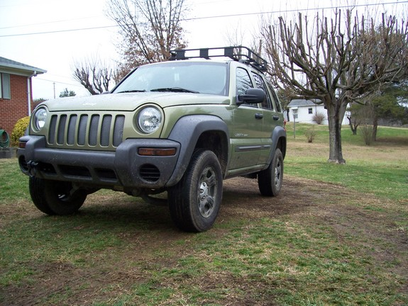 Another 03cactusgreenKJ 2003 Jeep Liberty post... - 10815760