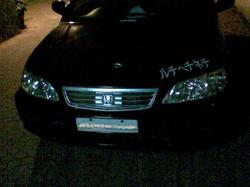 vyas991 2001 Honda City