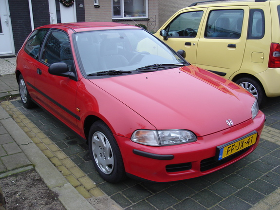 1992 honda civic vei related infomation specifications for Honda in network