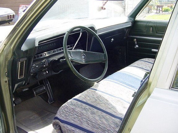 Another Black70z15 1969 Chevrolet Bel Air Post Photo