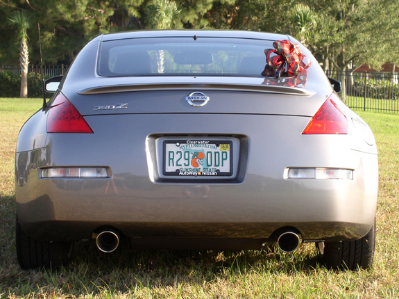 Another Buddy_Bodean 2007 Nissan 350Z post... - 10817570