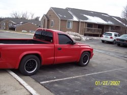 OHSHYYTs 2003 Dodge Dakota Club Cab