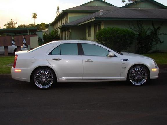 g lover 2008 cadillac sts specs photos modification info. Black Bedroom Furniture Sets. Home Design Ideas