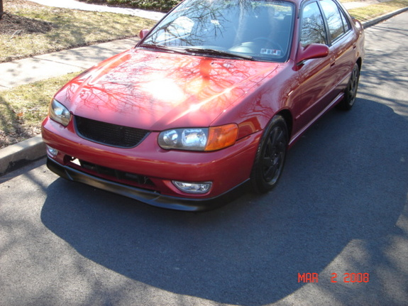 Another t0rres16 2001 Toyota Corolla post... - 10819460