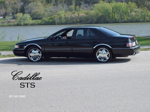 19TI86 1996 Cadillac STS Specs Photos Modification Info at CarDomain