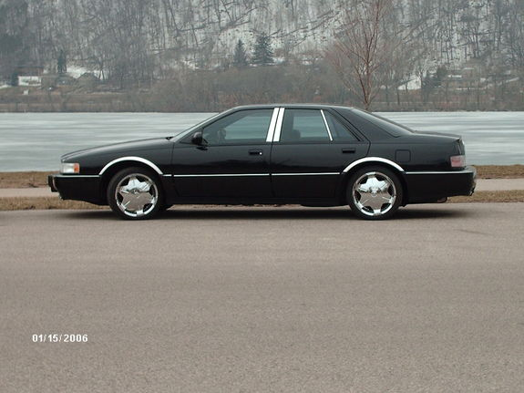 Another 19TI86 1996 Cadillac STS post... - 10846323