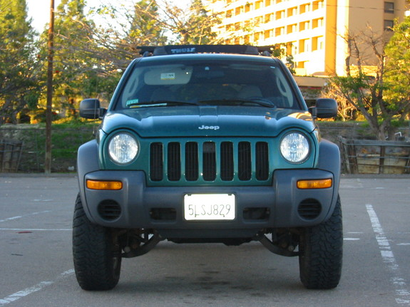 BostonJohn's 2004 Jeep Liberty