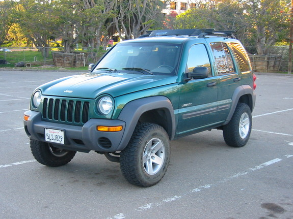 BostonJohn 2004 Jeep Liberty 10819863