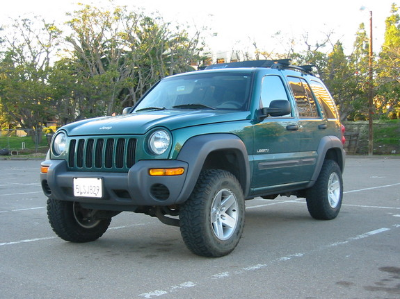 BostonJohn 2004 Jeep Liberty 10819864
