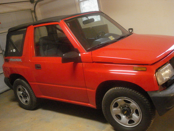 Another trackerwill 1998 Chevrolet Tracker post... - 10820213