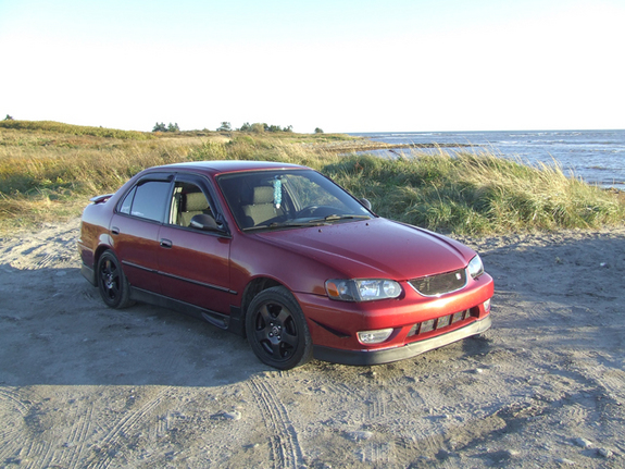 Another BossMGA 2001 Toyota Corolla post... - 10821128