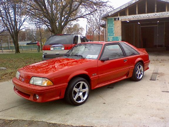 Blk89coupe 1992 Ford Mustang Specs Photos Modification Info At